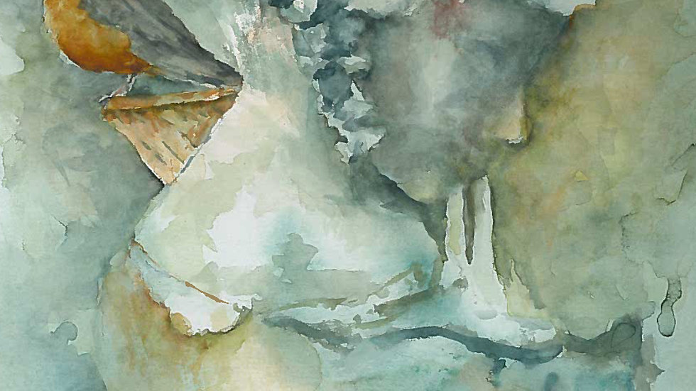 Virtual Series: Developing Techniques for Beginner to Advanced Watercolorists