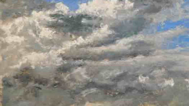 Christopher Behrs   Cloud Series 12B Pastel
