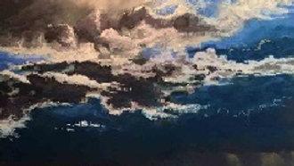 Storm over Lake Charlevoix - Boyne City, MI