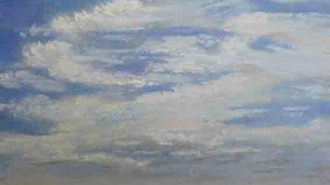 Christopher Behrs   Cloud Series 9B Pastel