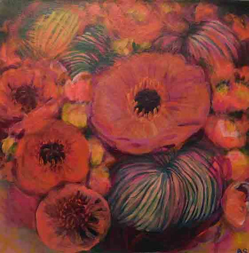 Amy Soczka Floral Study 1