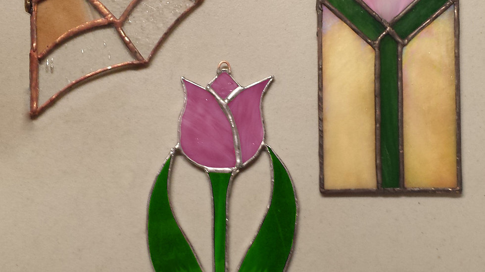 Introduction to Stained Glass with Robert Olney-9/10