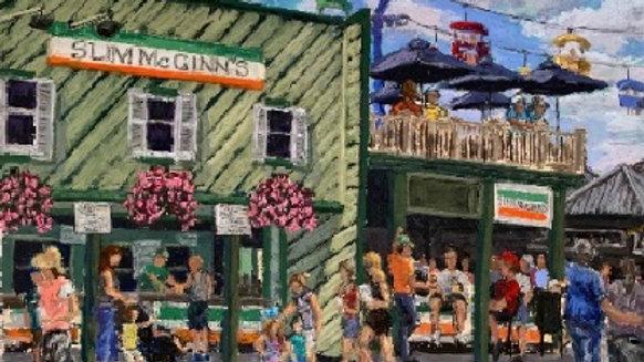 Slim McGinn's - WI State Fair