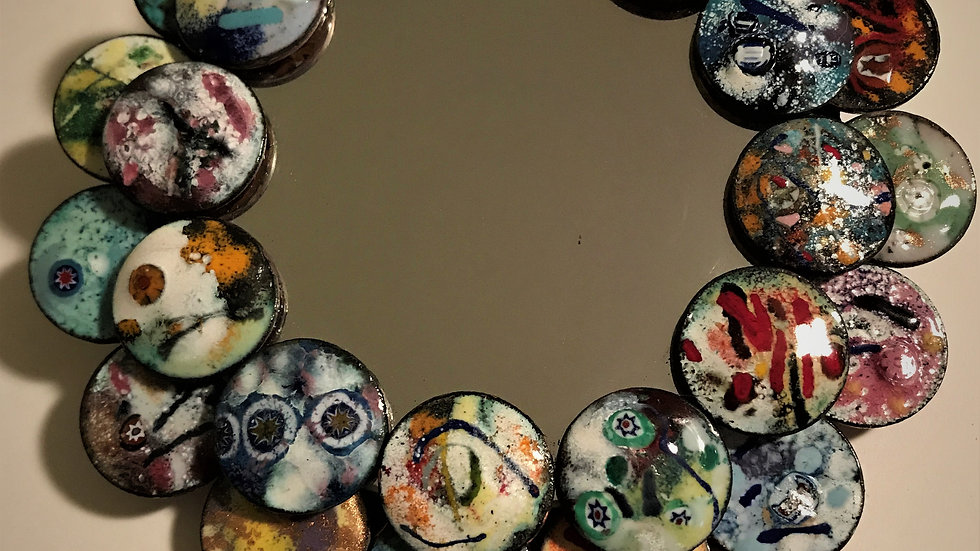 The Art of Copper Enameling with Beth Ratledge 3/27