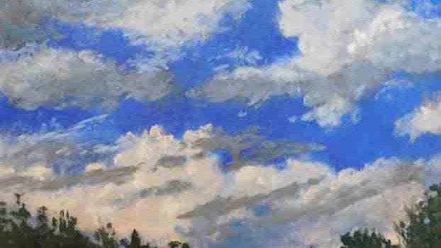 Christopher Behrs   Cloud Series 4A Pastel