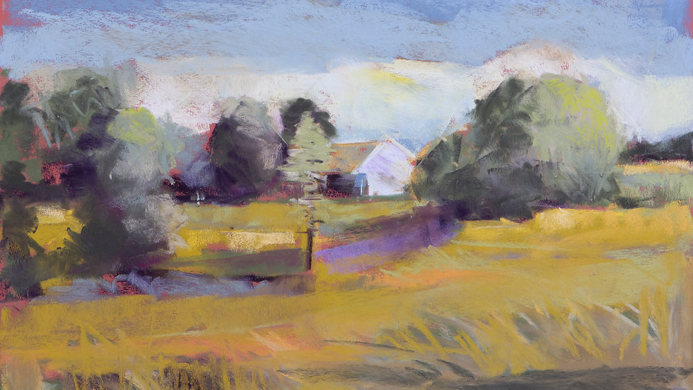 Introduction to Soft Pastel with Audrey Dulmes-9/17
