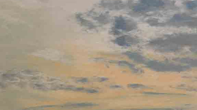 Christopher Behrs - Cloud Series 18C Pastel