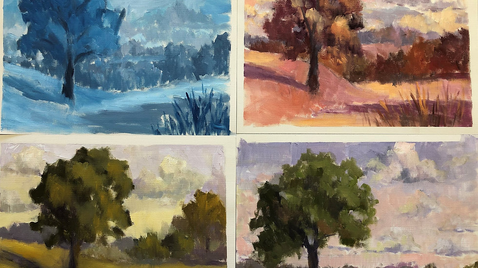 Playing with Color Schemes Workshop with Deb Rolfs   11/13