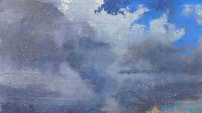 Christopher Behrs   Cloud Series 14B Pastel