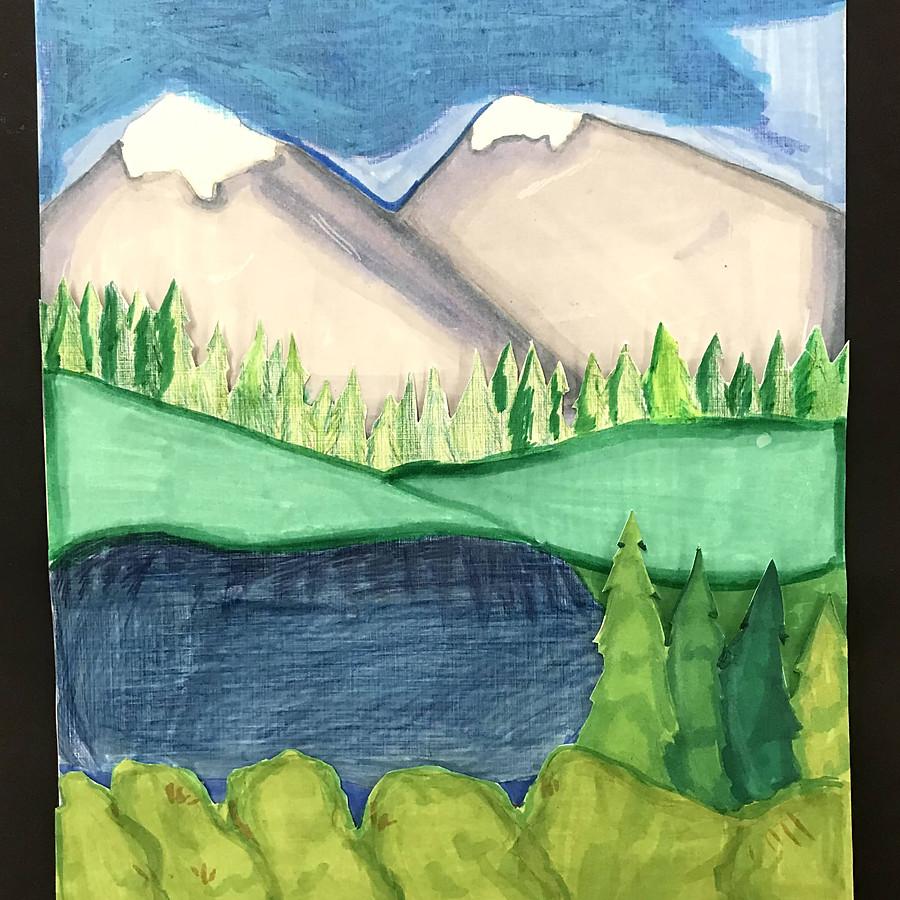 2021 Webster Middle School Art