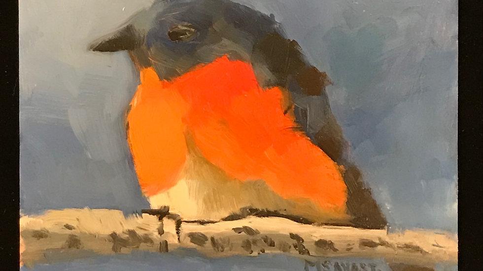 Bluebirds! Acrylic Painting Workshop    11/12