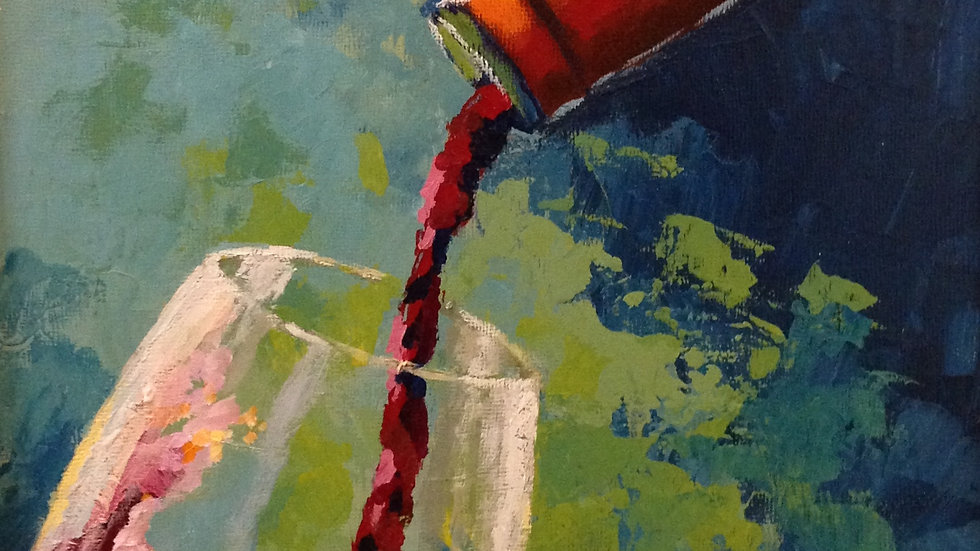 In-Person Class: Couples Cocktails & Canvas, 'Pour the Cab' with Deb Rolfs 3/5