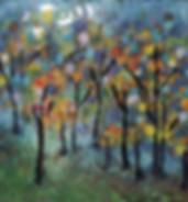 Ratledge Copper Enamel Summer Garden-Cro