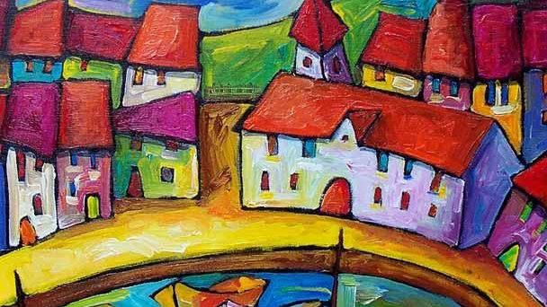 Art Series for Homeschoolers / 9-25