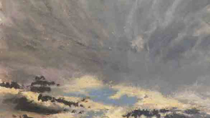Christopher Behrs   Cloud Series 10B Pastel
