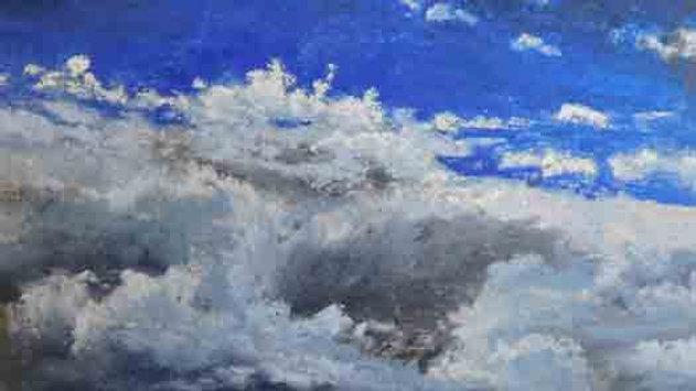 Christopher Behrs   Cloud Series 15C Pastel