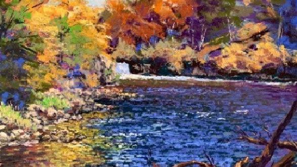 Milwaukee River at Lime Kiln Park - Grafton, WI