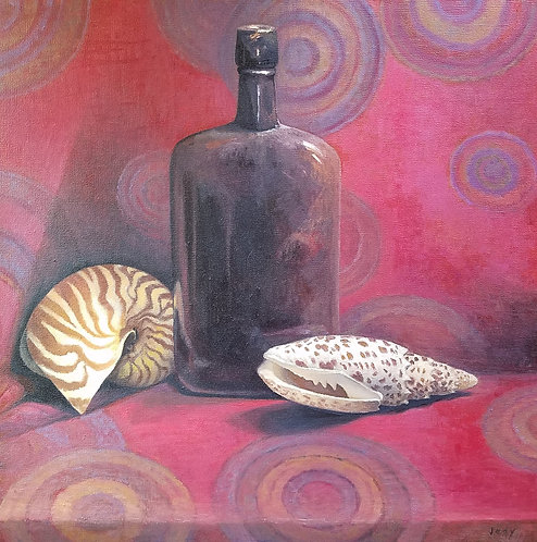 Impact of Glazing: Painting the Still Life in Oil  1/11