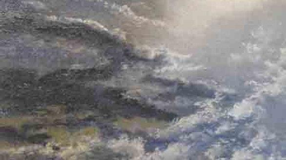 Christopher Behrs   Cloud Series 13B Pastel