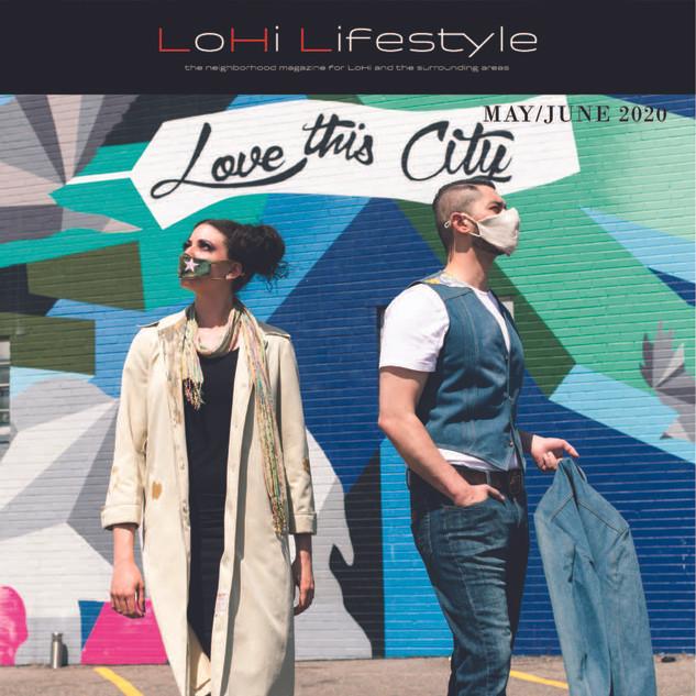 LoHi lifestyle magazine