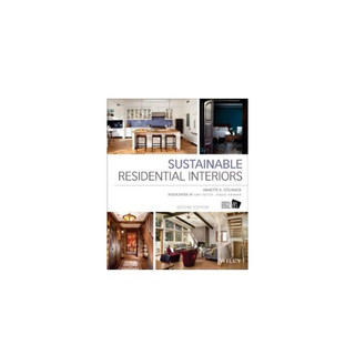 sustainable  residential interiors / wiley publishing