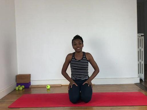 Clinic de la posture du Cobra  en Yoga
