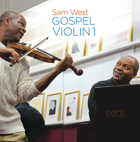Sam West Gospel Violin 1