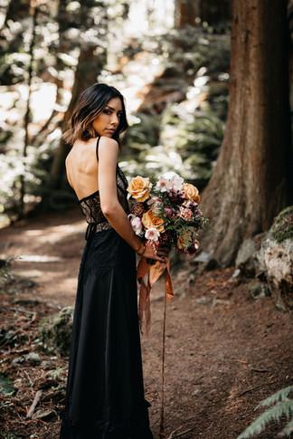 """""""Jolene"""" Evening Gown"""