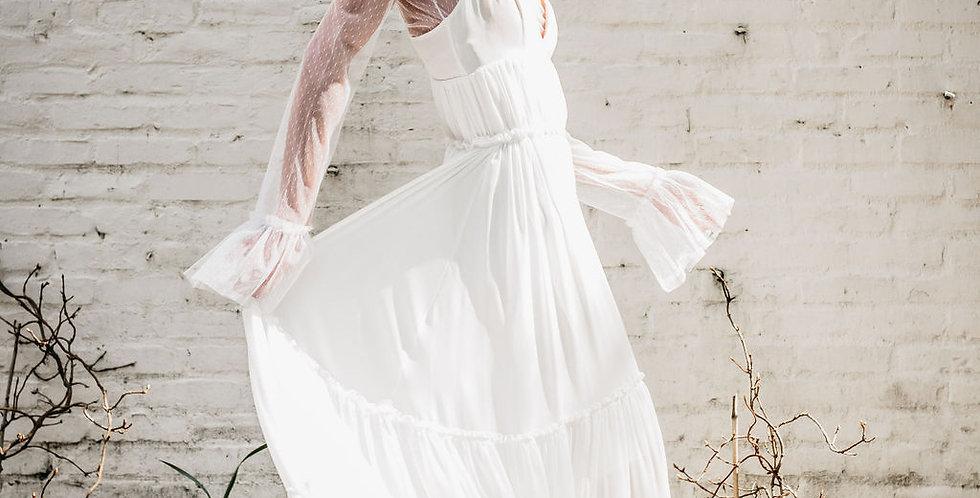 """""""Venus""""Maxi Boho Gown"""