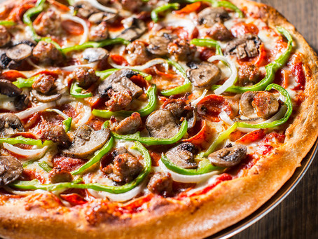 Weight Loss Pizza - Buy it at FIT Now!