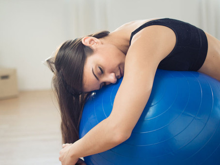 Too Tired To Exercise?