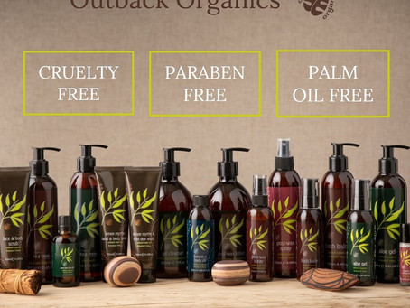 Outback Organics - Our Fab New Skin & Waxing Brand!
