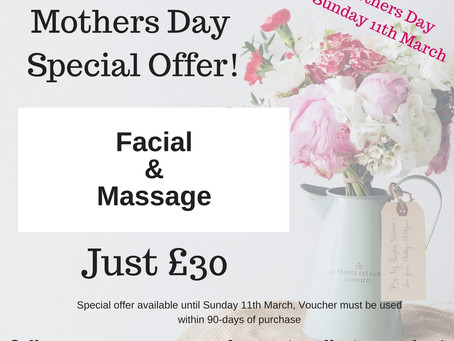 Abingdon Mothers Day Treat! - Drop a Hint and share this post!