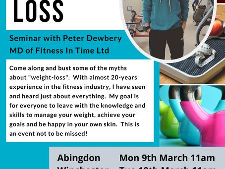 Weight-Loss Seminar!