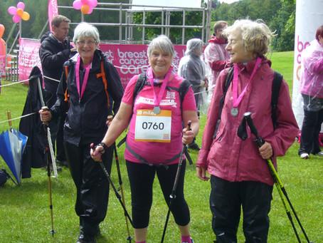 Breast Cancer Care Blenheim Walk
