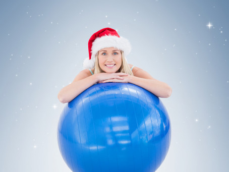 Get fit for the festive season!