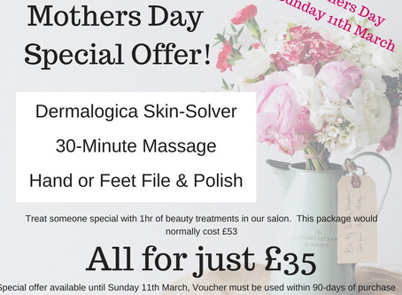 Winchester Mothers Day Treat! - Drop a Hint and share this post!