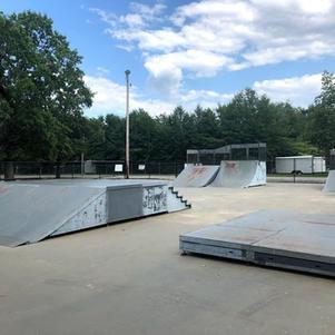 Kershaw Skate Park