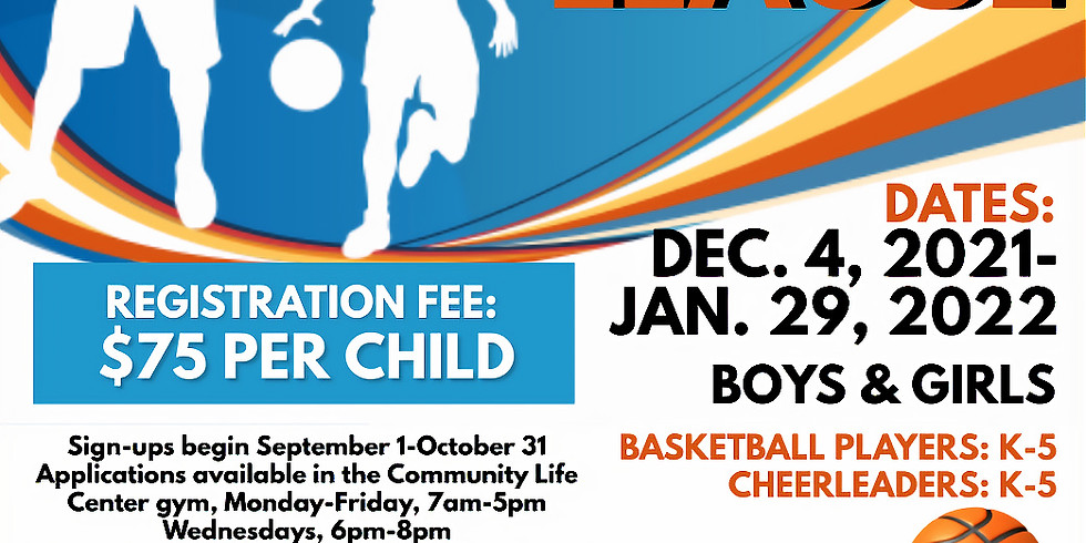 Unlimited Potential Athletics Youth Sports League Sign-ups
