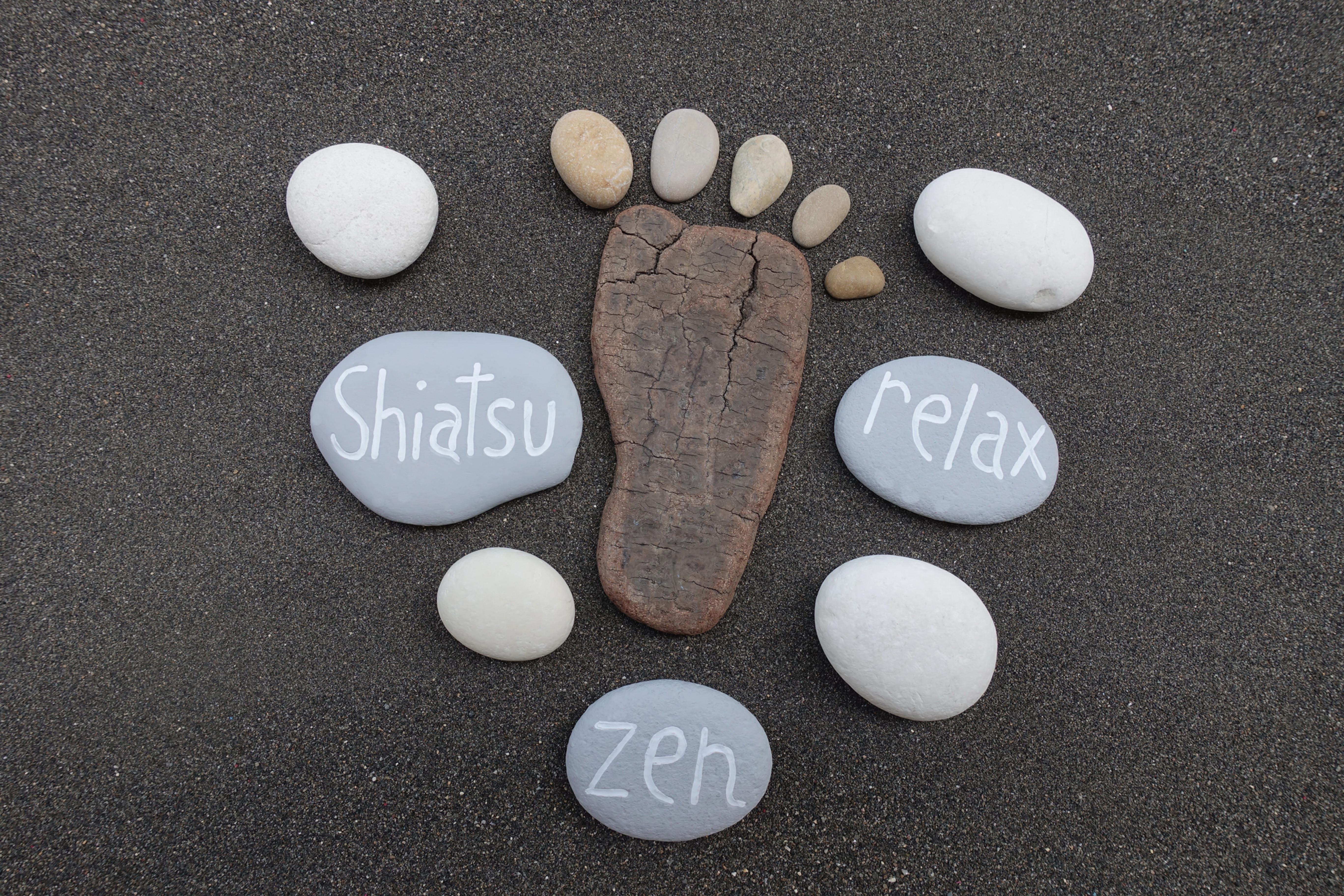 Shiatsu relaxation profonde