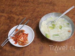 В Сеул на рынок. Заодно и пообедаете.