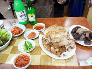 Еда в Кореи