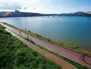Вело-парк Gwangnaru