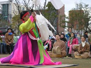 Корейские шаманы