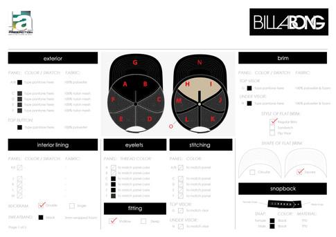 FLAT-SQUARE-BRIM-BILLABONG-TRUCKER-5-PAN