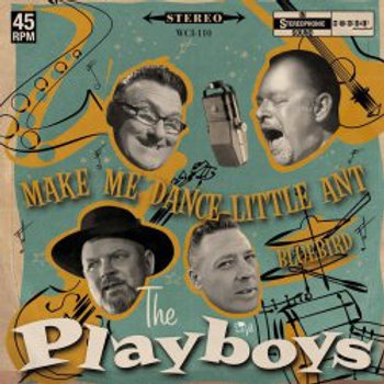 PLAYBOYS  Make Me Dance Little Ant