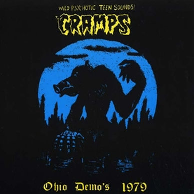 CRAMPS - Ohio Demo's 1979