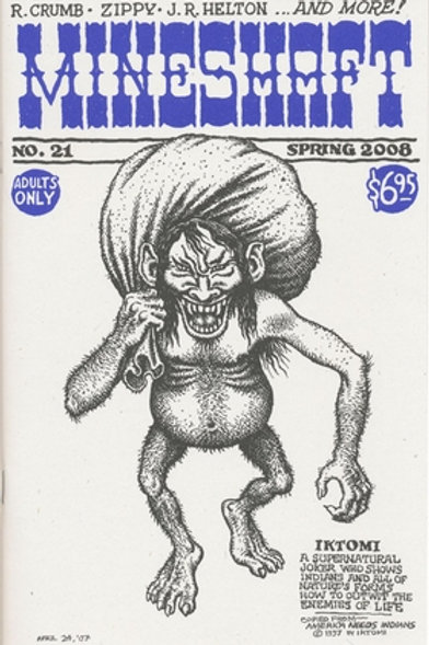 MINESHAFT - Issue Number 21