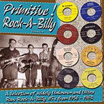 PRIMITIVE ROCK-A-BILLY Vol. 1