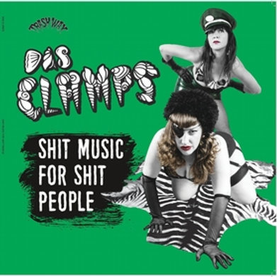 DAS CLAMPS - Shit Music For Shit People